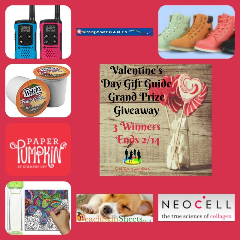 Valentine's Day Gift Guide Grand Prize
