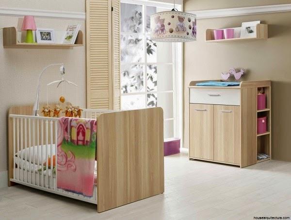 Les chambres complètes pour bébé fille