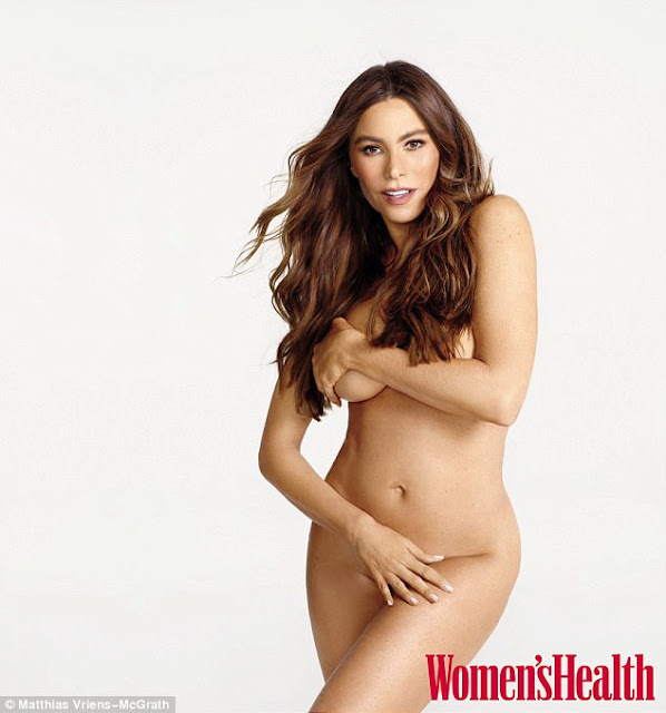 Sofia Vergara 45 completely NAKED