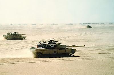 Abrams çöl kalkanı