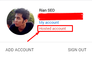 Cara mengetahui status akun google ads (hosted dan non-hosted)