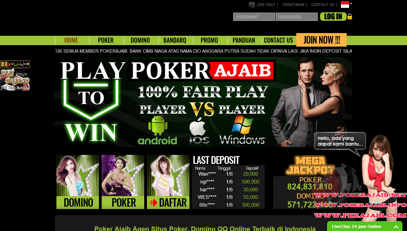 Pokerajaib