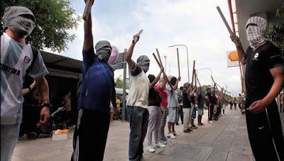 Proliferan movimientos pseudorevolucionarios en Argentina