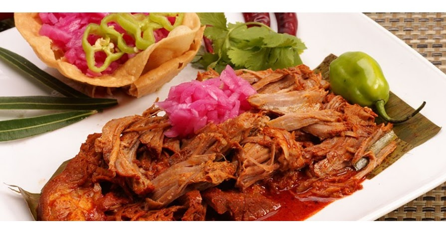 belize, land of the free : cochinita pibil another spanish recipe
