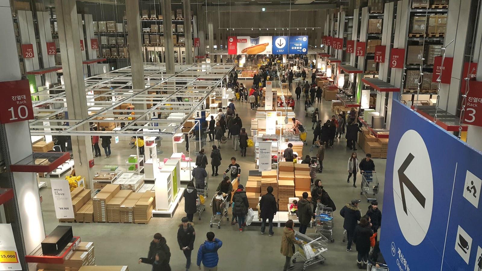 2nd biggest IKEA