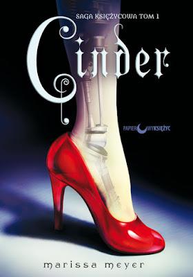 Cinder- Marissa Meyer (PRZEDPREMIEROWO)