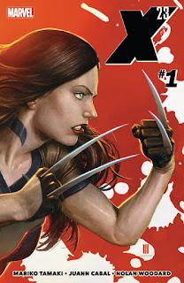 Cómic: X-23 vuelve  a tener su propia serie