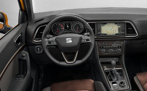 2017 Seat Leon Interior
