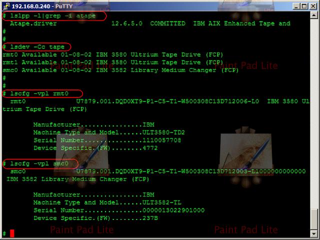Installing Atape device drivers