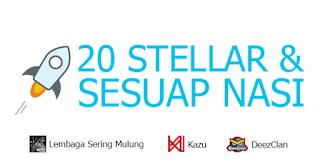 20 STELLAR & SESUAP NASI