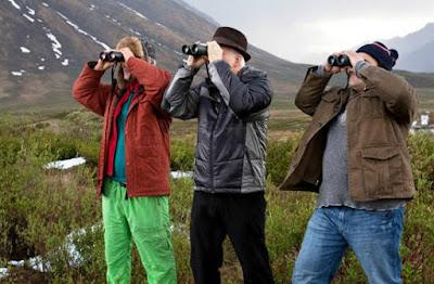 Els protagonistes a la illa d'Attu, un paradís ornitològic