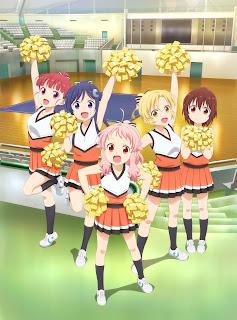 "Anime: Revelado el primer trailer e imagen promocional de ""Anime Yell!"" de Tsukasa Unohana"