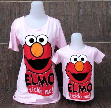 Kaos Couple Ibu Dan Anak KAOS COUPLE
