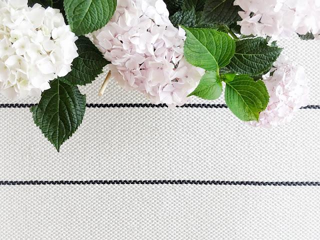 Weiße und rosé Hortensien - www.mammilade.blogspot.de - 5 Lieblinge, Momente und Fotomotive der Woche