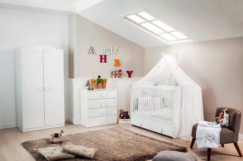 19 Dekorasi Kamar Bayi Baru Lahir Rancangan Desain Rumah Minimalis