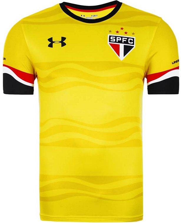 Under Armour lança terceira camisa do São Paulo - Show de Camisas 475076b1eb872