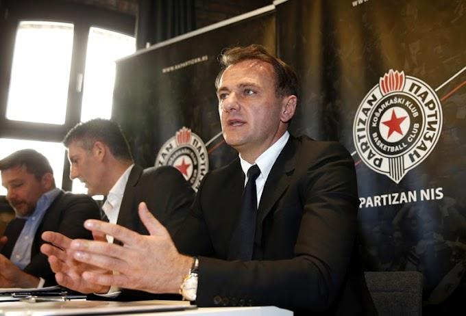 Predsednik Partizana: Ne sviđaju mi se neke stvari kod Mute!