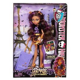 MH Scaris: City of Frights Clawdeen Wolf Doll