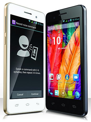 Starmobile Roar, Starmobile Android Smartphone
