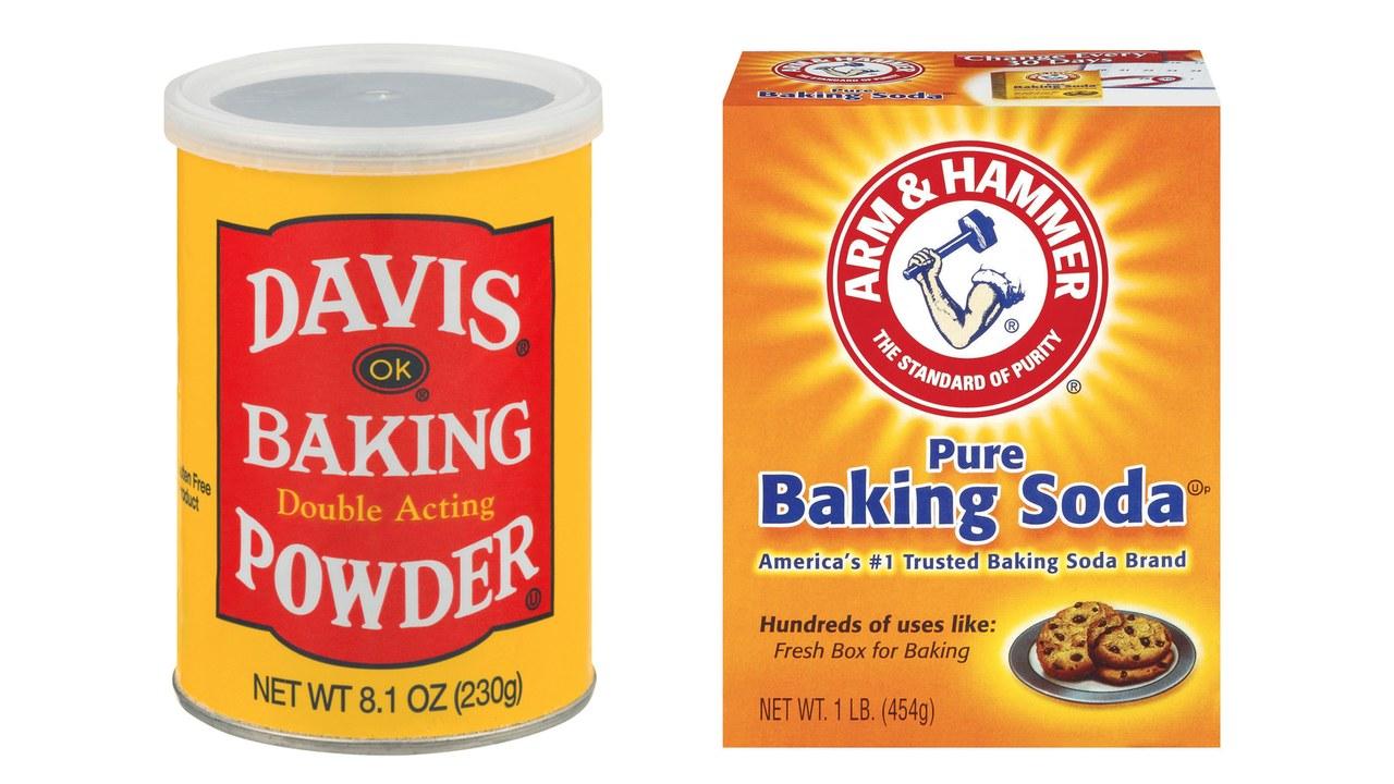 Nggak Sama Inilah 3 Perbedaan Utama Baking Soda Dan Baking