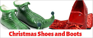 Shoes and boots ideas for Christmas