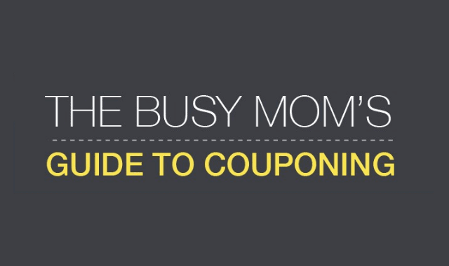 The Busy Mom's Guide To Couponing