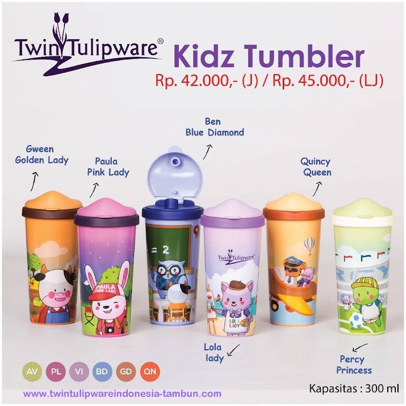 Kidz Tumbler - Katalog 2017 Twin Tulipware