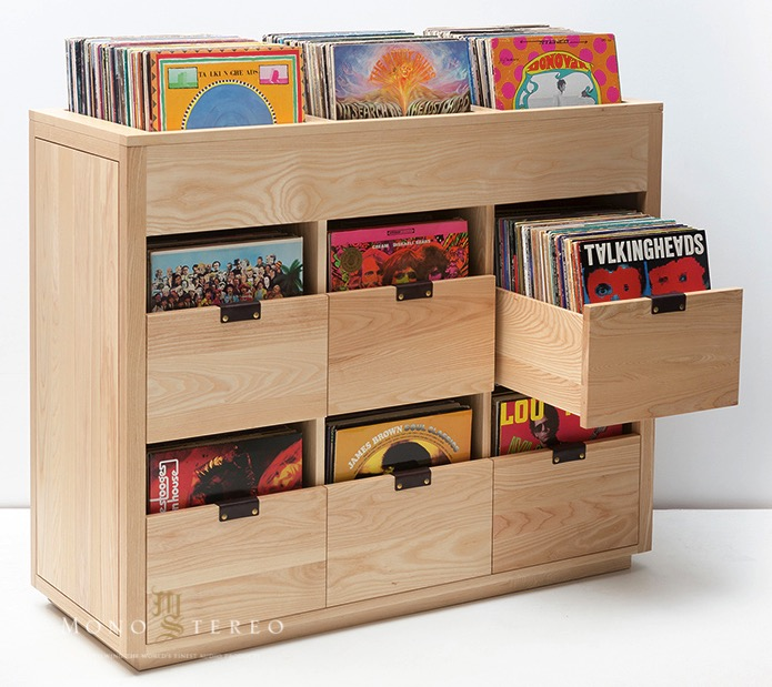 Symbol Audio Recently Launched The Dovetail Vinyl Storage Cabinet A Record Program That Utilizes File Drawer Roach To Both Allow