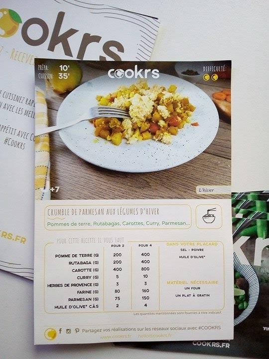 Celandkids nous avons tester cookrs concours - Cuisiner des crepinettes ...