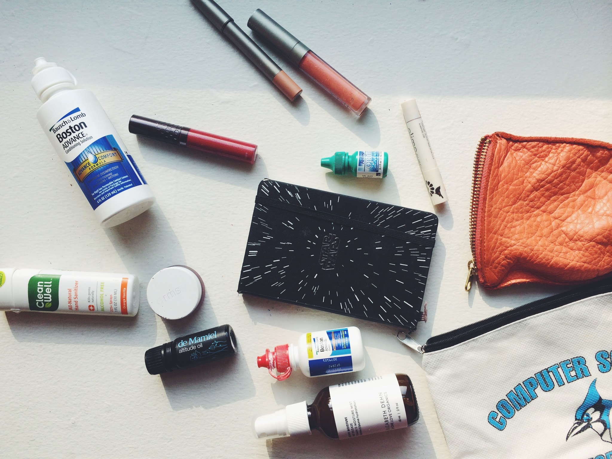 Spill It: Come As You Are Beauty Tag