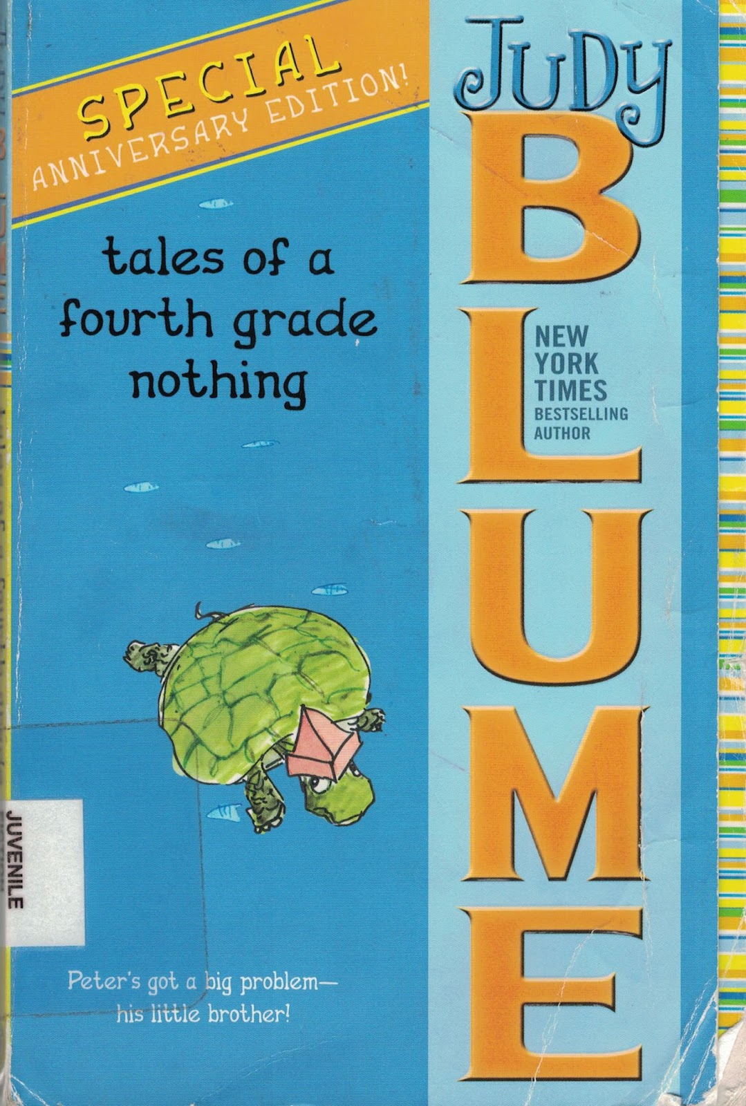 For The Sake Of Reading Module 2 Tales Of A Fourth Grade Nothing By Judy Blume
