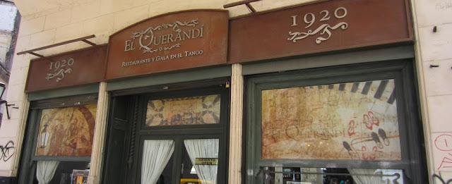 El Querandi em Buenos Aires