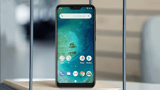 Mi A2 Lite Operating System