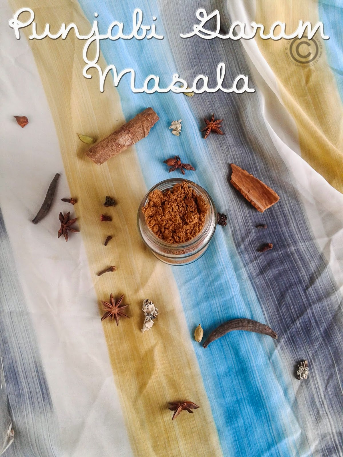 how-to-make-punjabi-garam-masala