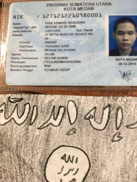 Bom Bunuh Diri Meledak di Gereja Katolik St Yosef Medan, Pastor Diserang dengan Pisau