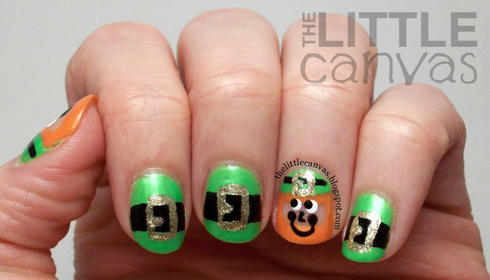 Happy St. Patrick\'s Day! (a day early) - The Little Canvas