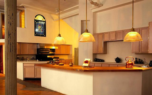 tủ bếp thời đại mới - mẫu số 4