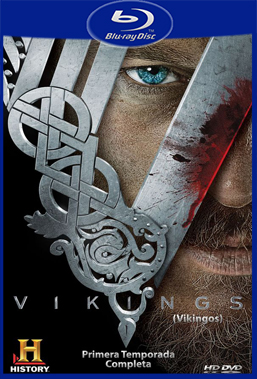Vikings 1ª Temporada Completa (2013) BluRay Rip 720p Torrent Dublado
