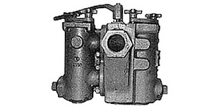 duplex basket strainer with changeover diverter valve