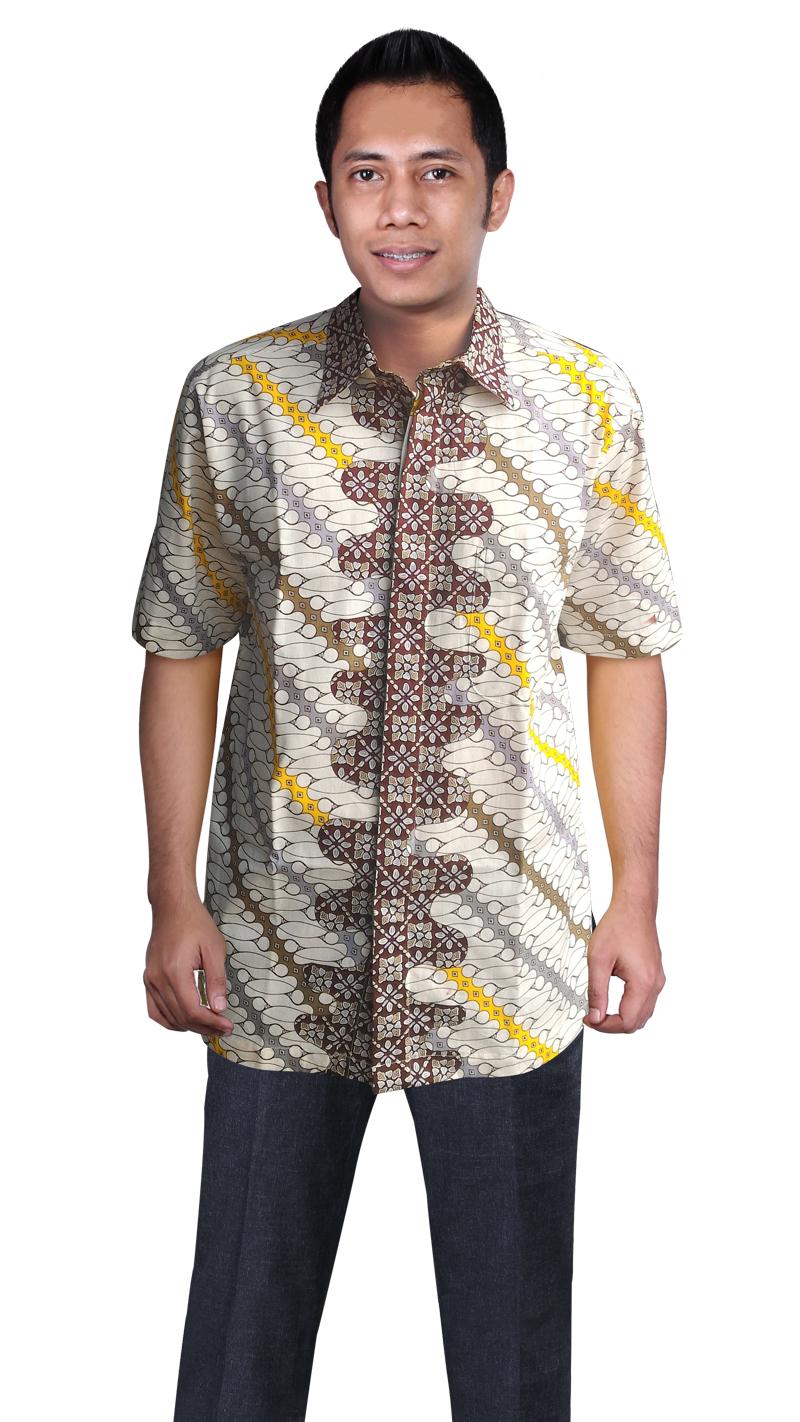 Batik Katun Motif Parang