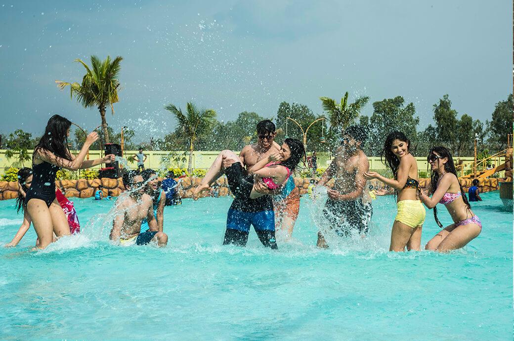 Tikuji-ni-Wadi Water Park And Resort