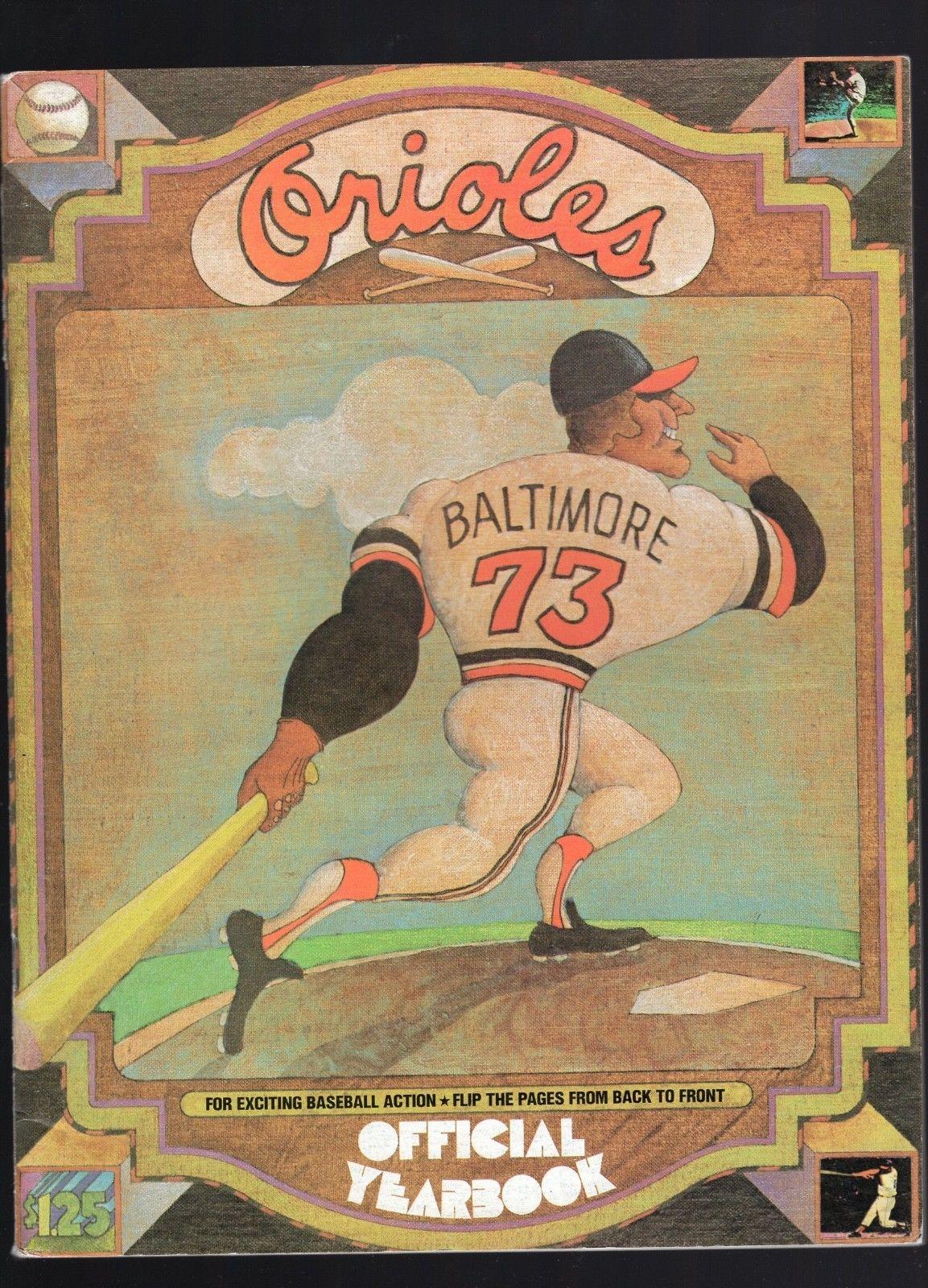 1973 Topps Baseball Card Update Series 1973 Baltimore Orioles 97