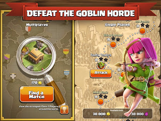 Free Download Clash of Clans Apk v8.67.3 Terbaru