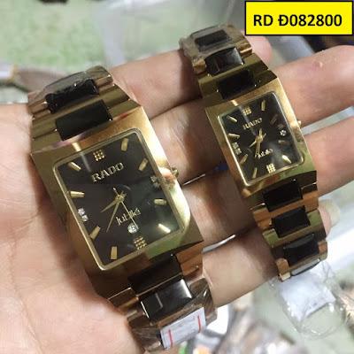 đồng hồ cặp đôi Rado RD D082800