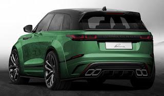 Lumma Range Rover Velar Widebody