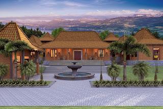 Jasa Desain Bangunan Pondok Pesantren di Koja 2020