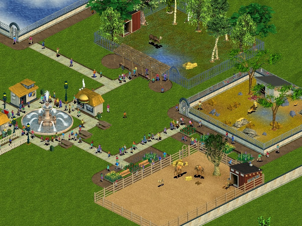 Zoo Tycoon Complete Collection Free Download | Download PC