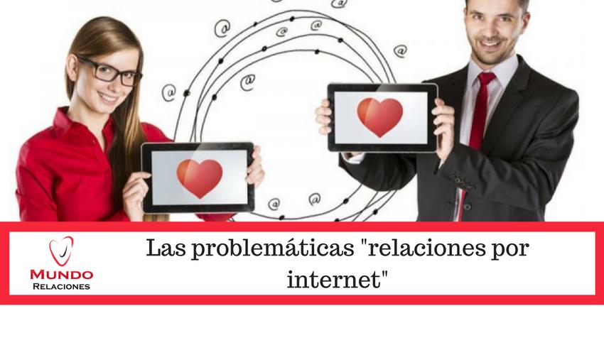 relaciones por internet