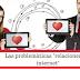 Enamorarse a través de una relación por internet, no es posible