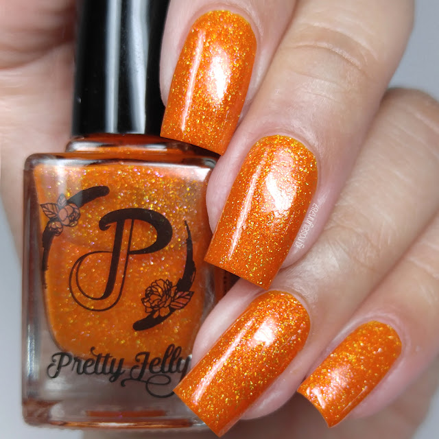 Pretty Jelly Nail Polish - Fried Egg